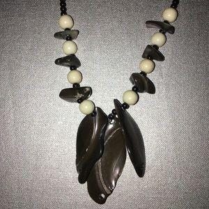 Precious stone bead chain